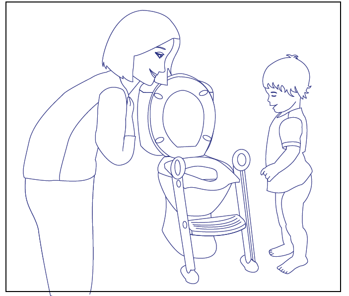 coloring pages potty - photo#15